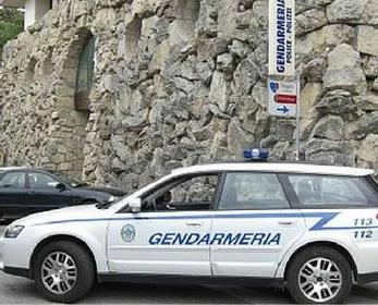 auto gendarmeria san marino