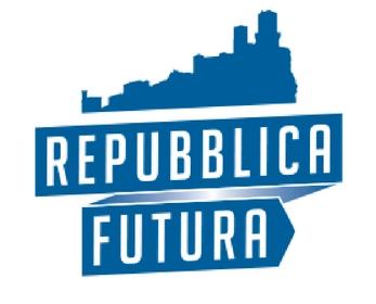 logo repubblica futura